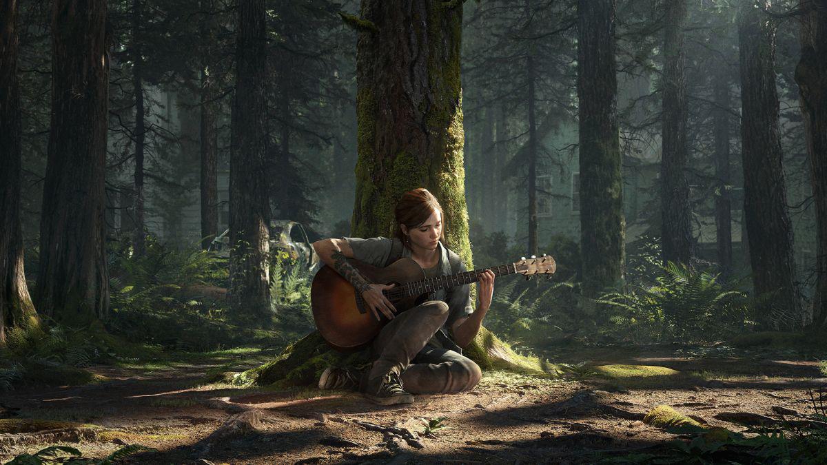 imagen promocional de The Last Of Us 2