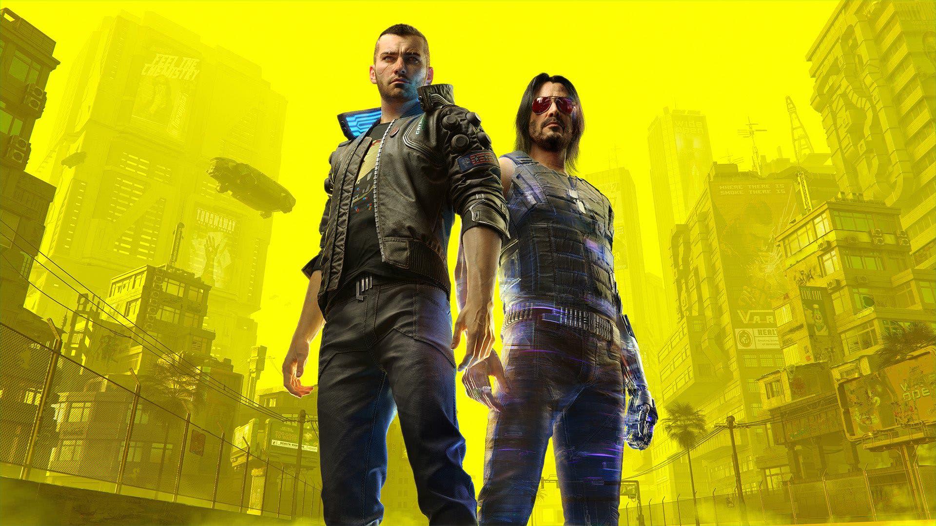 Imagen de la portada de Cyberpunk 2077